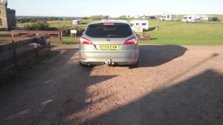 Dunbar Camping & Caravan club site 2015