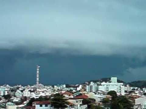 impressionante ciclone devasta florianopolis sc - YouTube