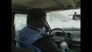 Урок вождения автомобиля