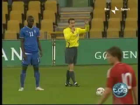 Denmark-Italy 0-4 Under 21 friendly Match - Partita amichevole Danimarca-Italia 0-4 Under 21