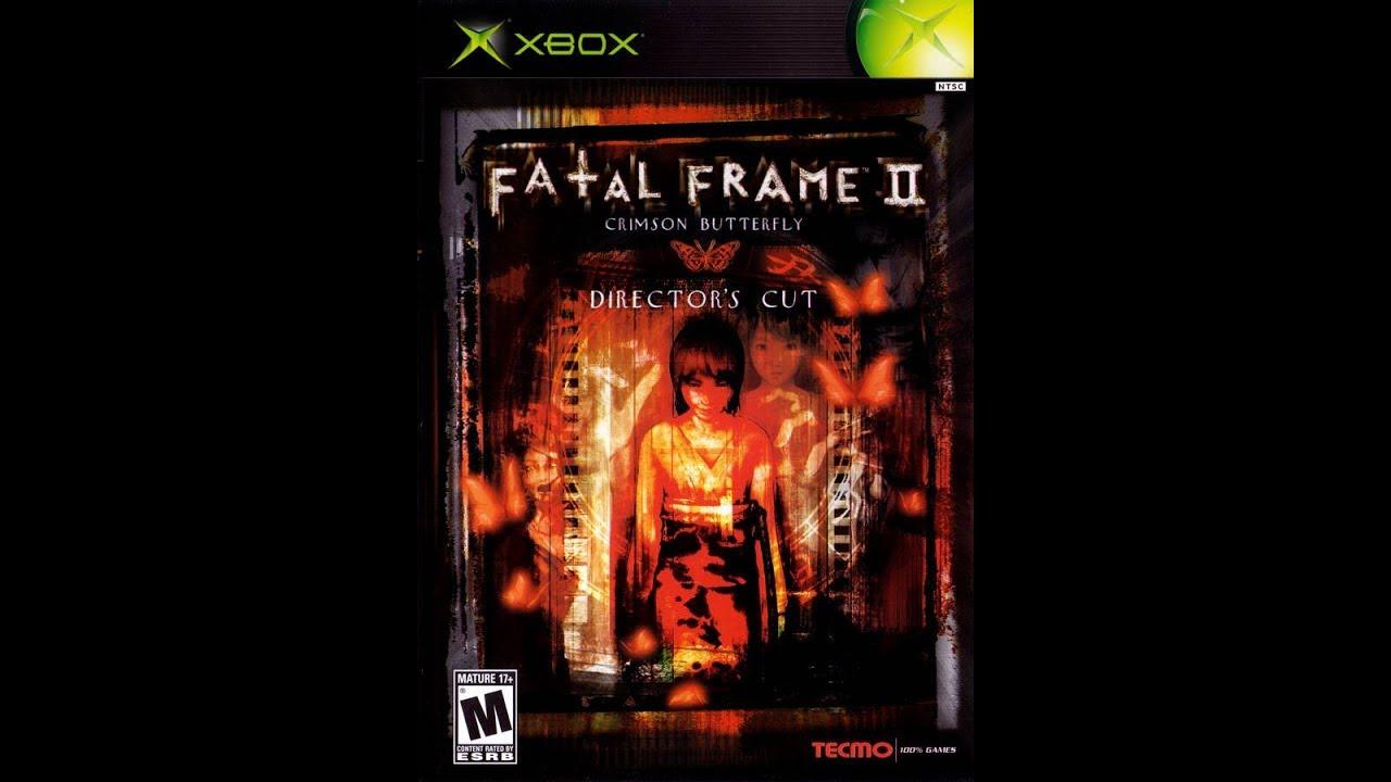 Xbox: Fatal Frame II - Crimson Butterfly Director\'s Cut (HD / 60fps ...