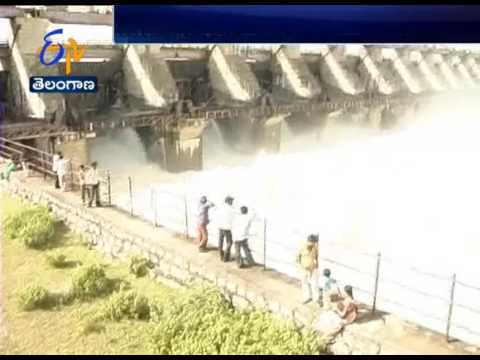 Singur Dam, Nalgonda Moosi Project Get Heavy Inflows