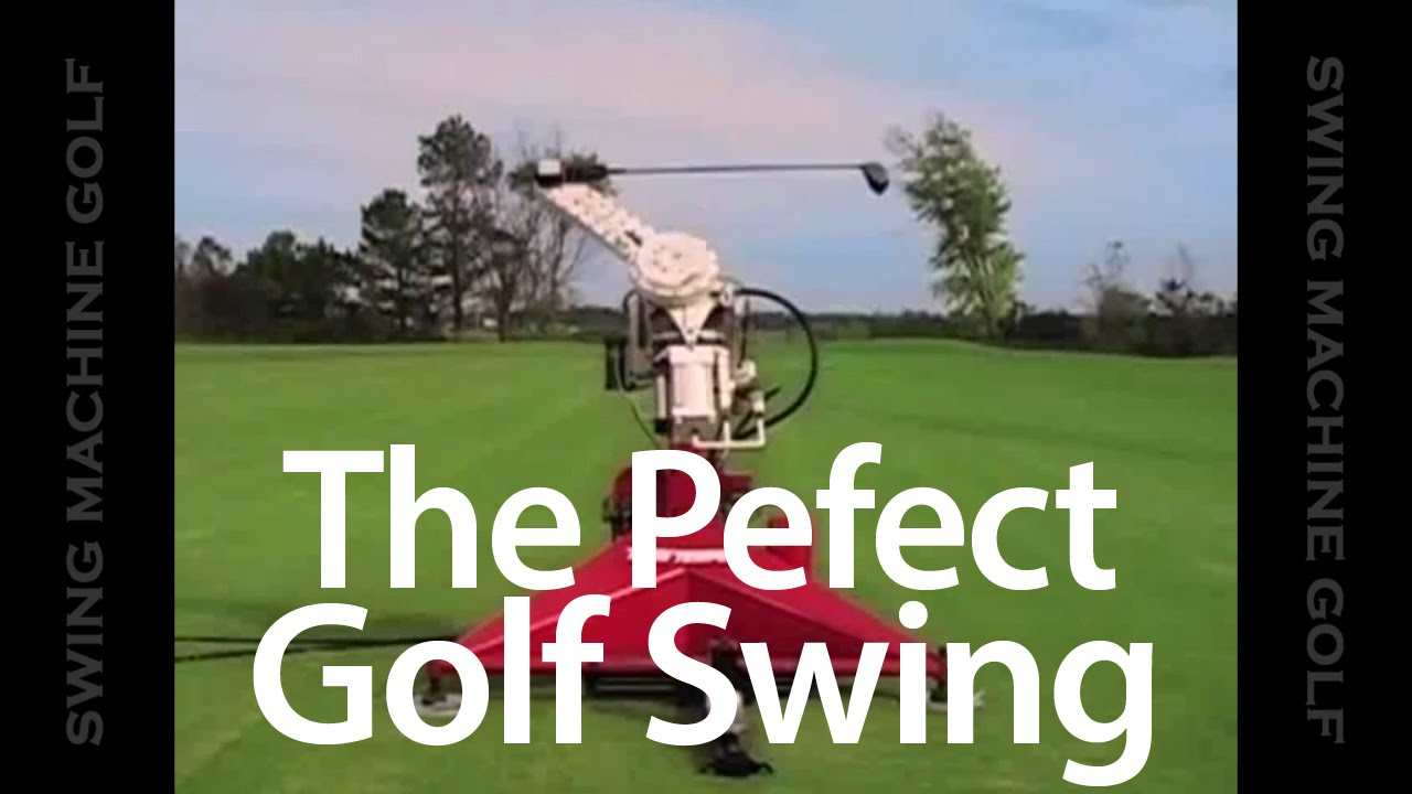 Charming question golf club swinging machine