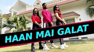 Haan Main Galat Bollywood Dance Workout | Dance Cover Fitness Choreography |FITNESS DANCE With RAHUL