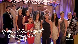 Fred Astaire NYC/NJ Northeast Championships 2019 I Trailer