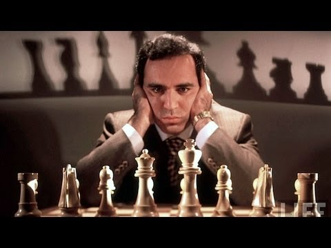 Game Over Kasparov and the Machine 2004 Trailer - YouTube