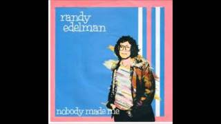 Randy Edelman - Nobody Made Me (12-inch vinyl single)