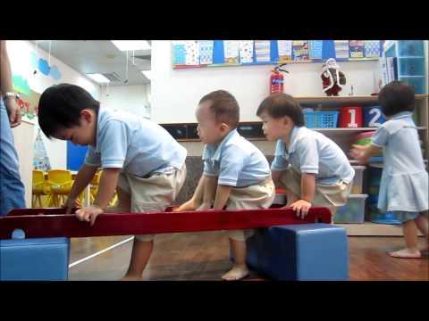 Bleu Castle Montessori Childcare Centre HD
