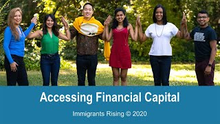 Getting Started with Entrepreneurship and Accessing Financial Capital (Webinar)