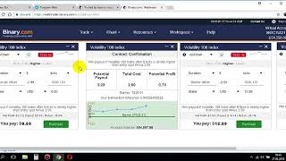 Binary Options  -2.99 Stake Strategy(Simple Method)