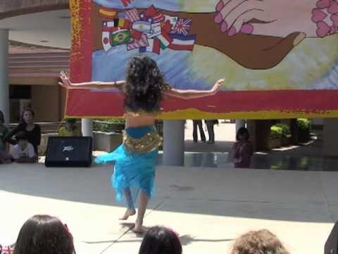 Anastassia Belly Dance 2 2010