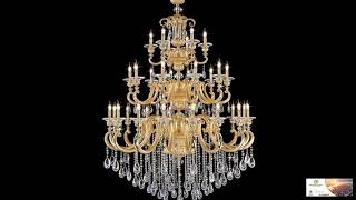 Beautiful Crystal Modern Chandelier Lighting Fixture FREE SHIPPING!