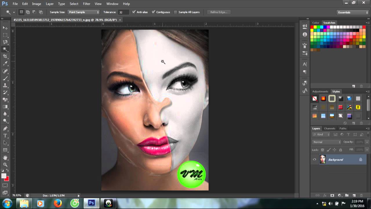 Photoshop: Hướng Dẫn Sử Dụng Các Phím Tắt Quan Trọng Trong Photoshop