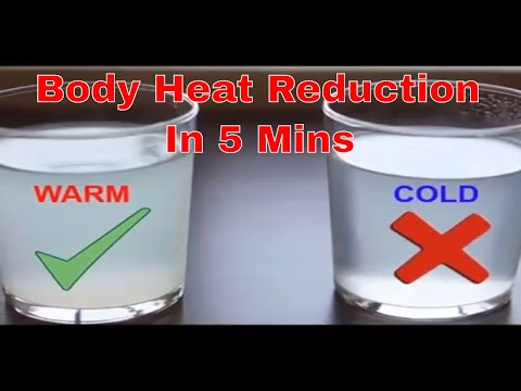 Top 10 Foods To Reduce the Body Heat