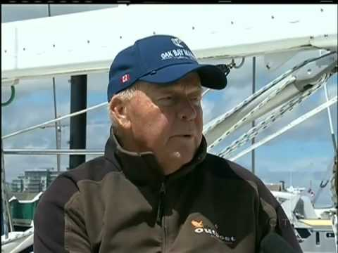 Yacht Racers Plan in Advance for Hazards on the Horizon