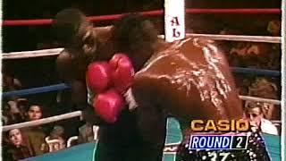 Roger Mayweather vs Livingston Bramble