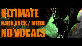 Ultimate Hard Rock / Metalcore / Metal Compilation for 2019 // NEW SONGS // NO VOCALS