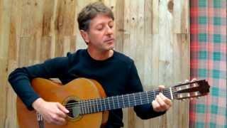 Le vingt-deux septembre - G.BRASSENS  (guitar & vocal cover)