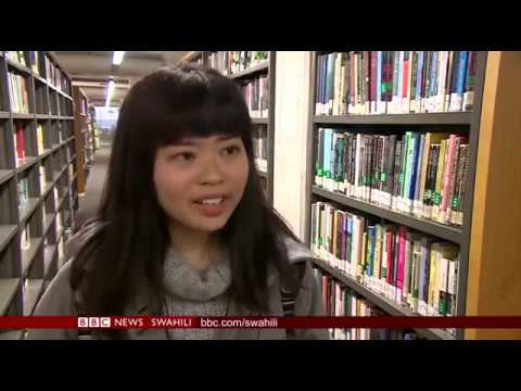 Swahili students interviewed on BBC Swahili to celebrate World Mother Tongue Day