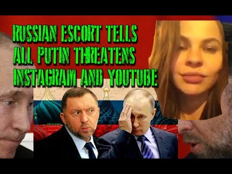 Russia Threatens YouTube Instagram Over Videos Of Kremlin Official And Oligarch