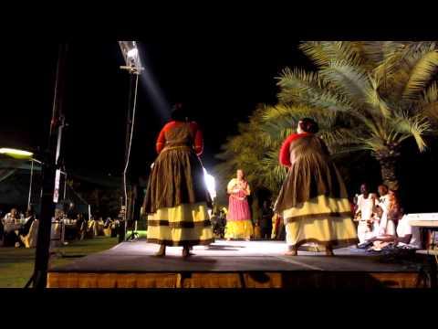 Djibouti cultural performance