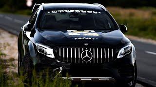 Китайский Тюнинг на МЕРСЕДЕС GLA - Решетка в стиле AMG GT с Aliexpress!