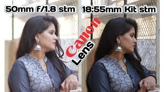 Canon 50mm f/1.8 STM Lens || Watch before buy any canon lens || Unboxing ||Review by Technical Janam