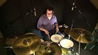 All Sons and Daughters // Great Are You Lord // Dillon Guillot Drum Cover