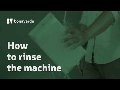 How to clean your Bonaverde Berlin Machine