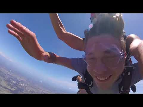 Tandem Skydive | Blaize from Fort Worth, TX