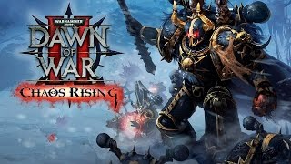 WARHAMMER 40000 Dawn of War 2 - Chaos Rising Corrompu Film Complet Francais HD 1080P 60fps