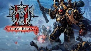 WARHAMMER 40000 Dawn of War 2 - Chaos Rising Corrompu Film Complet Francais HD 1080P 60fps