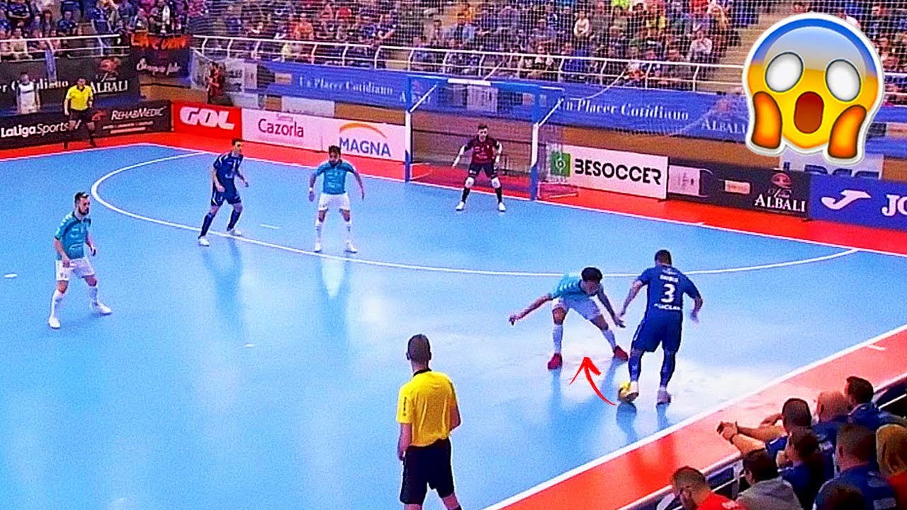 É ISSO que você TEM QUE FAZER no FUTSAL 🔥 | Futsal Dribles