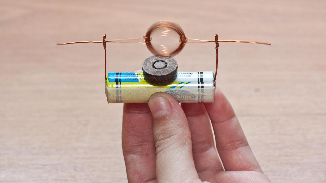Simple Motor Wiring Diagram