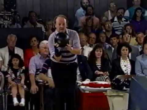 1991 Flint PBA Senior Open, Flint, Michigan