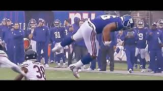 Saquon Barkley Highlights- Look Back At It  A-Boogie