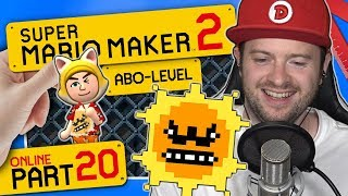SUPER MARIO MAKER 2 ONLINE 👷 #20: Furries, Windy City & Cage Fight