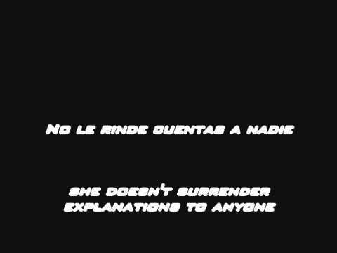 GASOLINA Spanish song with English lyrics