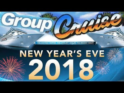 GROUP CRUISE: NEW YEARS EVE 2018