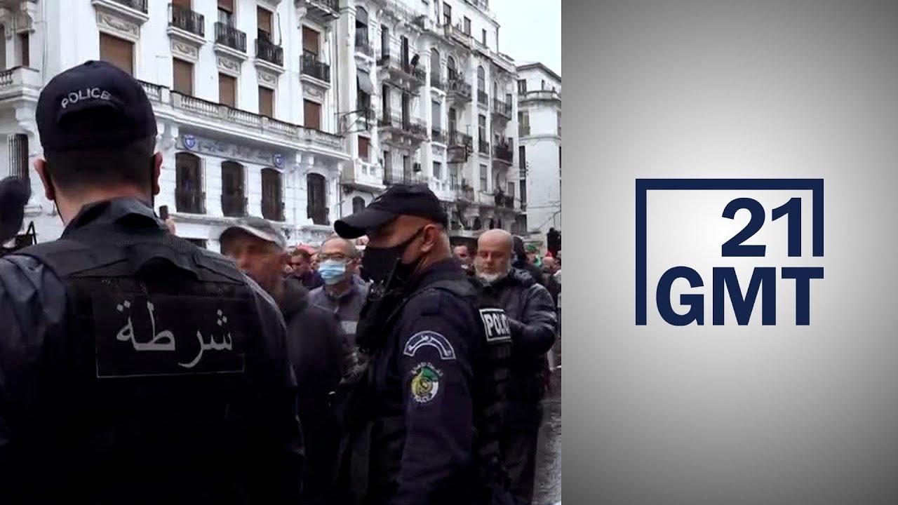 جدل بشأن أنباء عن مخططات واختراقات تستهدف الحراك الشعبي الجزائري  - 04:58-2021 / 2 / 24