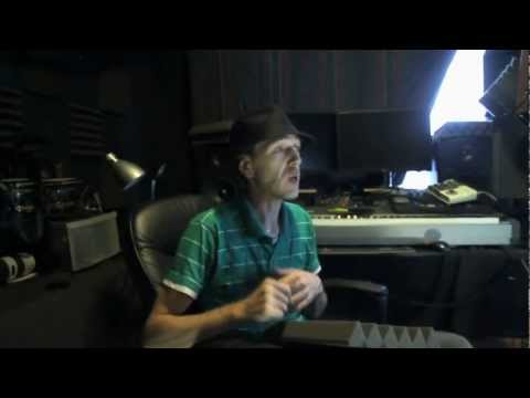 #5 Build Pro Sound Studio & Vocal Booth - Studio Setup & Mic Tests