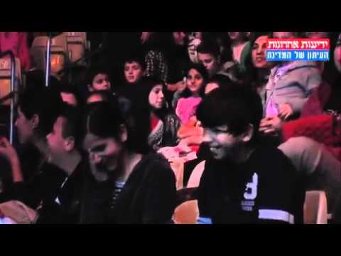 פסטיגל 2011 במופע מיוחד למנויי ידיעות אחרונות