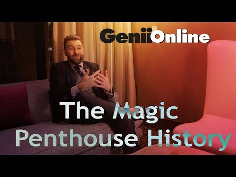 The History of The Magic Penthouse