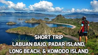 SHORT TRIP LABUAN BAJO, PADAR ISLAND & KOMODO ISLAND   #ZaraFamily #LabuanBajo #PadarIsland