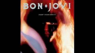 Watch Bon Jovi I Dont Wanna Fall To The Fire video