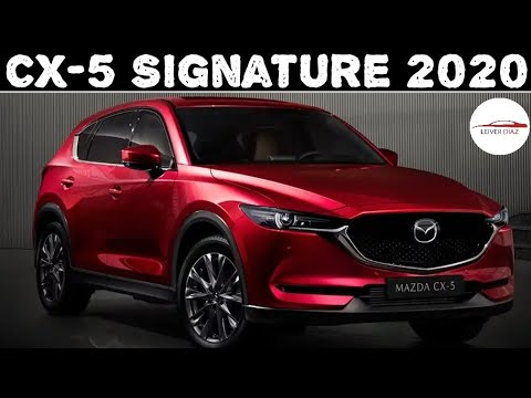 Nueva Mazda Cx5 Signature 2020 Potencia Y Lujo Youtube
