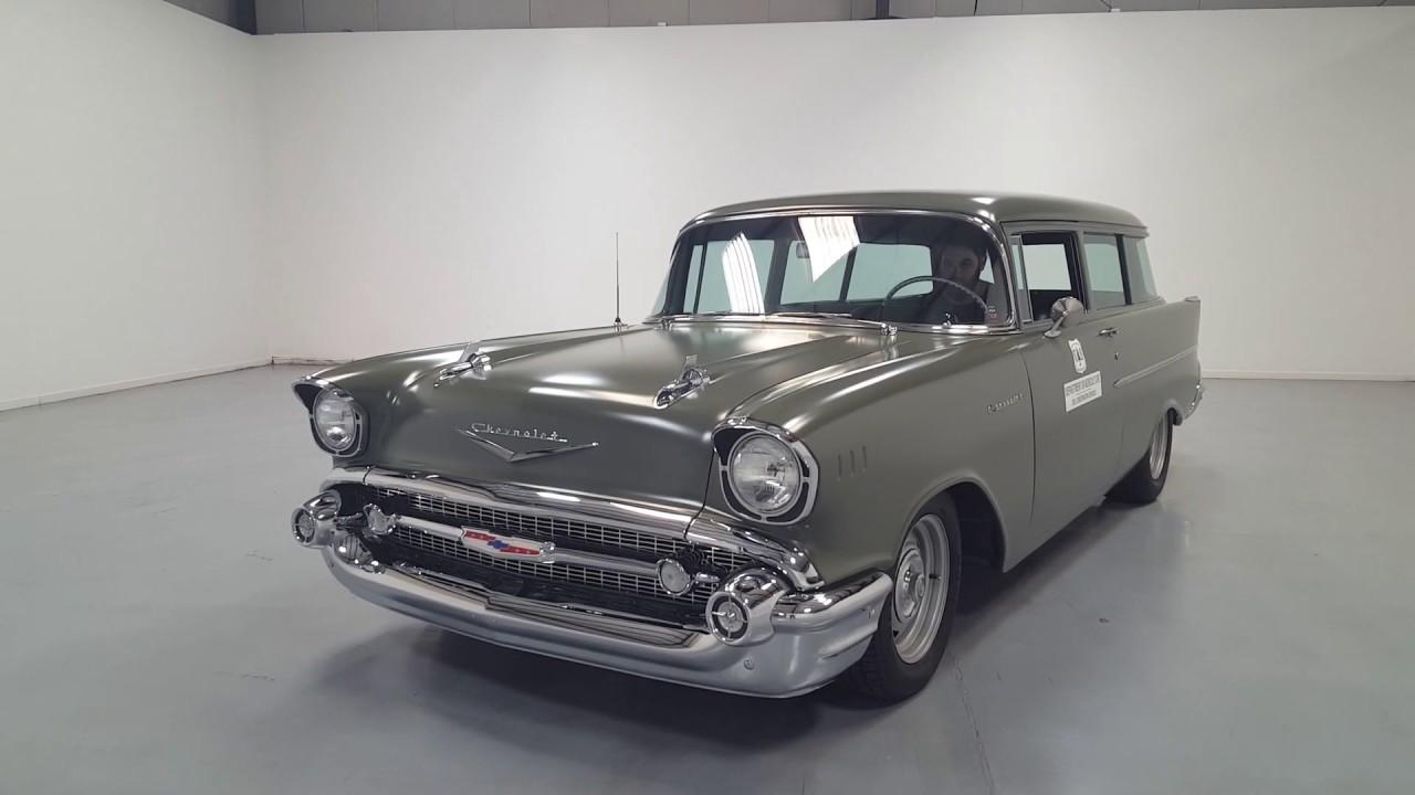 1957 Chevrolet 150 | Shelton Classics & Performance