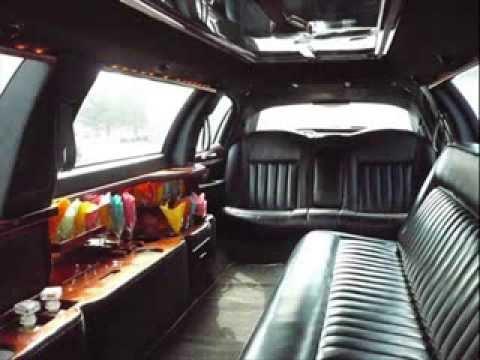 New York 10-12 Passenger Lincoln Limousine