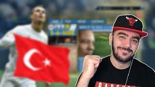 AS BAYRAKLARI AS EFSANE GIDIYORUZ - FIFA 18 ANTRENÖR KARIYERI