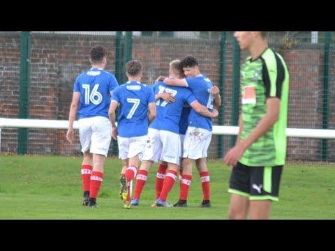 Academy: Pompey U18s 2-1 Plymouth Argyle U18s